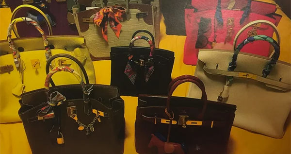Ms Lee Purchased Handbags